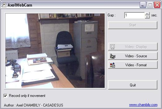 Spy Webcam